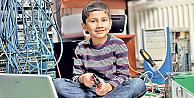 Beş yaşındaki dahi çocuk Microsoft uzmanı!