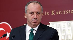 İnce CHP genel başkan adaylığını açıkladı