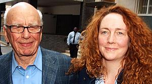 Murdoch'ın 'manevi kızı' suçsuz bulundu