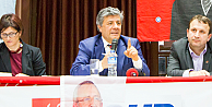 Mustafa Balbay Londrada Cumhurbaşkanı Erdoğana yüklendi