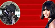 Naomi Campbell, İstanbulda yüzünü göstermedi