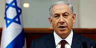 Netanyahu'nun gözaltına alınması için kampanya