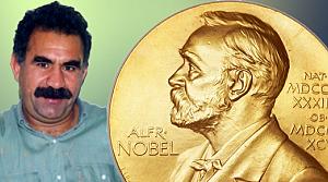 Nobel'den Öcalan'la ilgili flaş açıklama