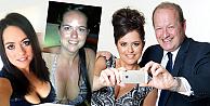 O milletvekilinin eşi 'selfie'lerini satılığa çıkardı