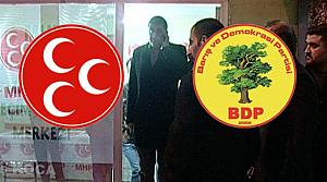 Saldırı, MHP ve BDP'yi biraraya getirdi