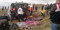 Öğrenci otobüsü kaza yaptı, çok sayıda ölü var!