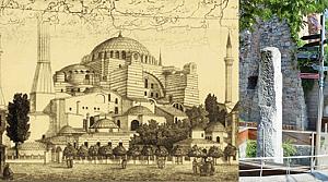 Osmanlı başlangıç meridyeni Ayasofya