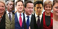 Parti liderleri kararsız seçmenleri ikna turunda