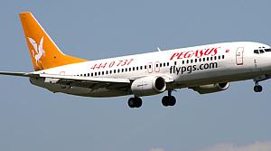 Pegasusu Havayollarında skandal