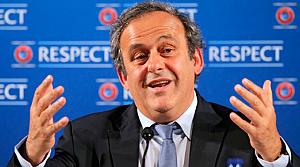 Platini'den Türk futboluna müjdeli haber