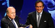 Platininin başkanlık hesaplarını FIFA bozdu