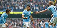 Premier Ligde Manchester City zirveye yerleşti