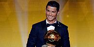 Ronaldo yılın futbolcu seçildi