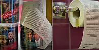 Ruslar, Batının yaptırımlarına tuvalet kağıdıyla karşılık verdi