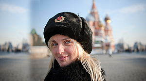 Rusyada ilginç Kadın anketi