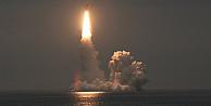Rusyadan nükleer başlık taşıyabilen kıtalararası füze denemesi