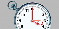 Saatlerini bu gece ileri almayı unutmayın!