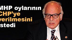 Sabih Kanadoğlu CHP için YSK'ya başvurdu!