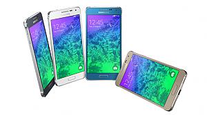 Samsung Galaxy Alpha resmen piyasada