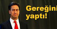 Seçim kaybeden Ed Miliband istifa etti
