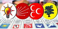 Seçimlere iki hafta kala 4 farklı seçim anketinin sonuçları
