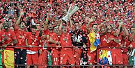 Sevilla, UEFA Avrupa Kupasını dördüncü kez kazandı