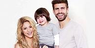 Shakira ikinci bebeğini de kucağına aldı