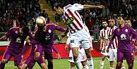 Sivasspor, Galatasarayı korkuttu ama eleyemedi