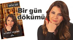Spiker-Gazeteci, Kübra Doğru'dan 'Söz İzi' kitabı