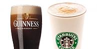 Starbucksta bira aromalı kahve satılmaya başlandı