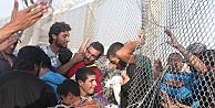 Suriye sınırında sıcak saatler!