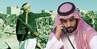 Suudi Arabistan'tan Yemen'e askeri operasyon
