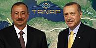 TANAP projesi yürürlüğe girdi