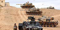 Tankların namluları Suriyeye çevrildi!