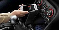 Telefonlar otomobilde kablosuz şarj olacak