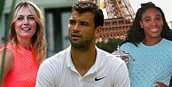 Tenisin iki dünya yıldızı aynı adama aşık oldu!