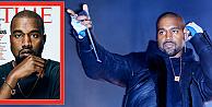 Time dergisinin en etkili 100üne Kanye West kapağı