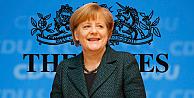 Merkel, Dünyanın En Güçlü Kadını