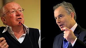 Tony Blair'e Fisk'ten Irak tepkisi