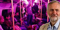 Toplu taşımada haremlik-selamlık uygulaması!