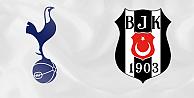 Tottenham Hotspur-Beşiktaş maçının başlama saati belli oldu