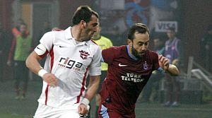 Trabzonspor: 4 - Gaziantep: 1