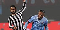 Trabzonspor - Keçiörengücü maçından gol sesi çıkmadı
