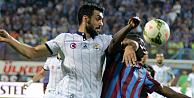 Trabzonspor ve Fenerbahçe yenişemedi