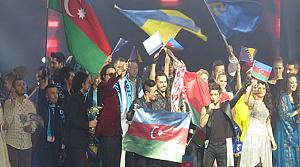 Türkivizyon'un birincisi Azerbaycan oldu
