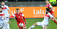 Türkiye, özel maçta Lüksemburgu 2-1 yendi
