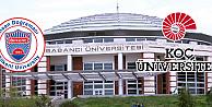 Türkiyeden 3 üniversite en iyi ilk 100 arasında