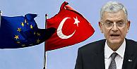 Türkiyeden Avrupa Birliğine vize resti!