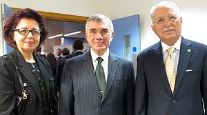 Türkiye'nin başkanlığı IMO merkezinde kutlandı