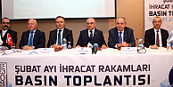 Türkiyenin ihracatı şubatta yüzde 13 geriledi